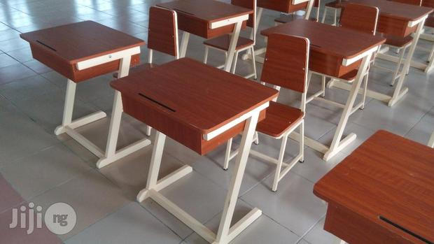 Desk And Chair For Secondary Schools