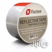 Safety Reflective Tape - Red & White - 2 Inches By 5 Yards | Stationery for sale in Lagos State, Lagos Mainland