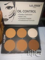 LA Oil Control Palette by 6 | Makeup for sale in Lagos State, Lagos Mainland