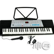 Learners Keyboard Piano With Microphone | Computer Accessories  for sale in Lagos State, Surulere