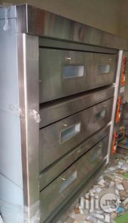 Gas Oven 9 Trays 3 Deck | Industrial Ovens for sale in Akwa Ibom State, Uyo