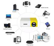 Led Portable Projector With In Built Battery | Electrical Equipments for sale in Lagos State, Lagos Mainland