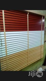 Wooden Blind At 8500 Persqm Including Installation And Delivery | Home Accessories for sale in Lagos State, Agege
