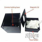 Tissue Box Case For Hidden Spy Camera - Camera Not Included | Security & Surveillance for sale in Lagos State, Lagos Mainland