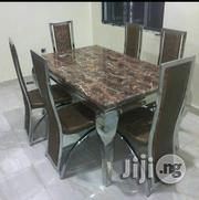 Marble Dinning | Furniture for sale in Lagos State, Victoria Island