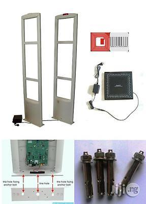KIT-A / 2000 Labels + EAS Gate Antenna + Tag Deactivator EAS Supermark
