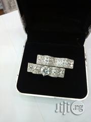 Complete Set of Silver Veinos Ring | Jewelry for sale in Lagos State, Surulere