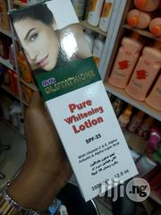 Glutathione Pure Whitening Lotion SPF35 | Bath & Body for sale in Lagos State, Lagos Mainland