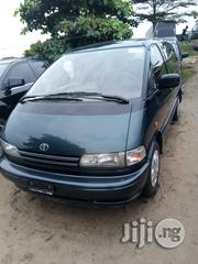 Tokunbo Toyota Previa 2000 Blue   Cars for sale in Lagos State, Apapa