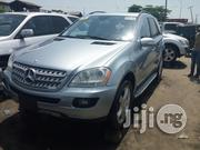 Mercedes-Benz M Class 2008 Silver   Cars for sale in Lagos State, Apapa