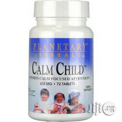 Calm Child For Mental Attention, Performance And Focus In Children