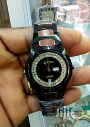 Pure Rado Watch Black And Rose Gold | Watches for sale in Lagos State, Surulere