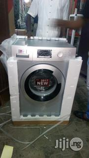 Originla LG 8kg Washing Machine With 2years Warranty and Safe Delivery | Home Appliances for sale in Lagos State, Ojo