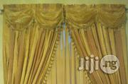 The Gold Swag Curtain. | Home Accessories for sale in Lagos State, Yaba