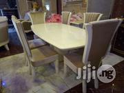 Powerful Wooden Dining Table by 6 | Furniture for sale in Lagos State, Ojo
