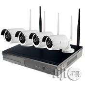 Wifi 4channel CCTV HD Nvr KIT | Security & Surveillance for sale in Lagos State, Ikeja