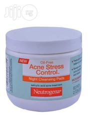 Neutrogena Acne Stress Control Night Cleansing Pads | Skin Care for sale in Lagos State, Amuwo-Odofin