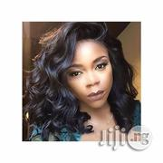 Hair Peruvian Body-wave Human Hair 10-12-14 Color 1b | Hair Beauty for sale in Lagos State