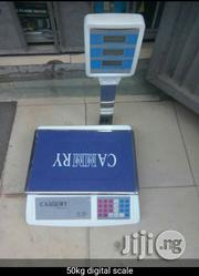 50kg Digital Scale Pole Cammry   Store Equipment for sale in Abuja (FCT) State, Central Business District