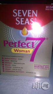 Seven Seas Perfect 7woman. | Vitamins & Supplements for sale in Lagos State, Lagos Mainland