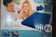Queen Size Intenx Airbed With Pillows and Pump | Furniture for sale in Abuja (FCT) State, Utako