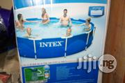 12fit Intex Swimming Pool With Filter | Sports Equipment for sale in Abuja (FCT) State, Utako