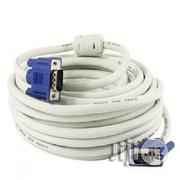 20meters VGA Cable With Video /Picture Quality | Accessories & Supplies for Electronics for sale in Lagos State, Ikeja