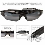 HD Spy Camera Sunglasses Mobile Eyewear Recorder | Security & Surveillance for sale in Lagos State, Surulere