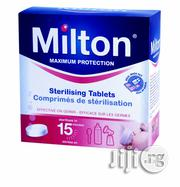 Milton Sterilizing Tablet (28tabs) | Medical Equipment for sale in Lagos State, Ikeja