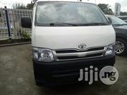 New Toyota Hiace 2012 White | Buses & Microbuses for sale in Lagos State, Ikeja
