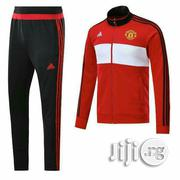 Man U Tracksuit.   Clothing for sale in Lagos State, Ikeja