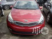 Kia Rio 2014 Red | Cars for sale in Lagos State, Ikeja