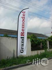 Printing Flags I Advertising Flags- Beach & Feather & Tear Drop Flags | Computer & IT Services for sale in Lagos State, Lagos Mainland