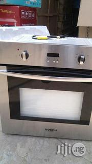 Bosch Gas /Electric Built in Oven( 60cm ) | Restaurant & Catering Equipment for sale in Lagos State, Lekki Phase 1