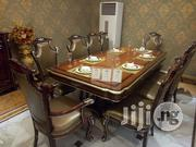 Royal Wooden Dining Table by 8. | Furniture for sale in Lagos State, Ojo