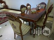 Wooden Royal Dining Table by 6. | Furniture for sale in Lagos State, Ojo