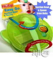 Nuby Stackable Suction Baby Bowl | Kitchen & Dining for sale in Lagos State, Ikeja