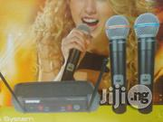 Quality Shure Wireless Microphone For Professional | Audio & Music Equipment for sale in Lagos State, Ikorodu