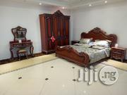 Wooden Royal Bed. | Furniture for sale in Lagos State, Ojo