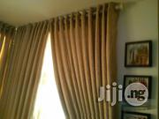 The Gold Design Turkish Curtain | Home Accessories for sale in Lagos State, Yaba