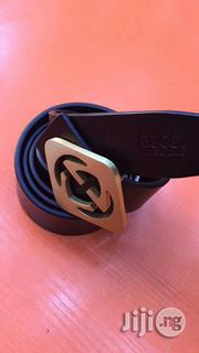 Leather Belt By Gucci | Clothing Accessories for sale in Lagos State, Yaba