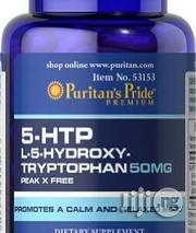 5-Htp for a Positive Mood, Reduced Anxiety, Migraines and Better Sleep | Vitamins & Supplements for sale in Lagos State, Lekki Phase 2