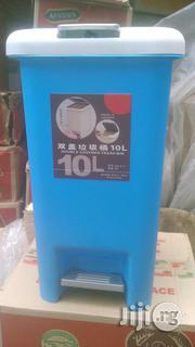 High Quality Unique 10litr Plastic Step Pedal Waste Bin | Home Accessories for sale in Lagos State, Ojo