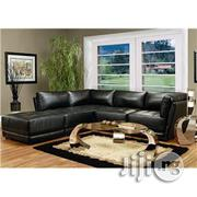 Leather Sectional Sofa | Furniture for sale in Rivers State, Port-Harcourt