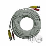 100m CCTV Cable With Connectors | Accessories & Supplies for Electronics for sale in Ondo State