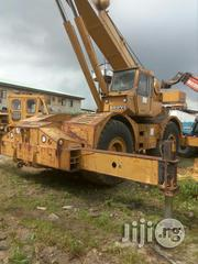 Grove 50 Tons Crane 2000 YELLOW | Heavy Equipments for sale in Lagos State, Amuwo-Odofin