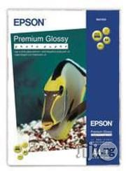 Epson A4 Premium Glossy Photo Paper, 50 Sheets, 255 G/M. | Stationery for sale in Lagos State, Ikeja