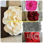 Throw Pillow Rose Flower Throw Pillow | Home Accessories for sale in Plateau State, Jos