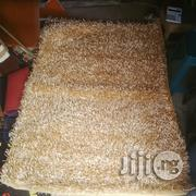 Shaggy Center Rug 4 By 6 Brown   Home Accessories for sale in Lagos State, Lagos Island