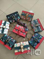Flowered Gucci Handbags | Bags for sale in Lagos State, Mushin